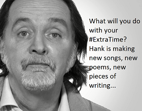Tell us about your #ExtraTime