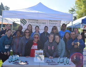 Center Supports Run of Hope Seattle